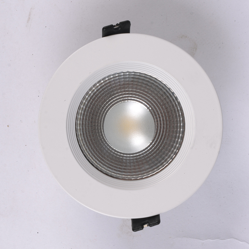 dimmable cob led downlight