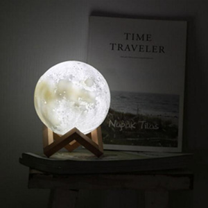 moon night light lamp
