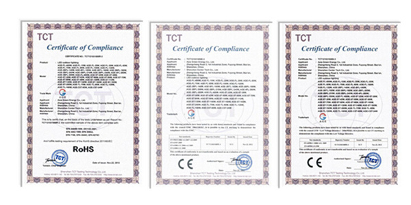 lhwyled downlight certificate