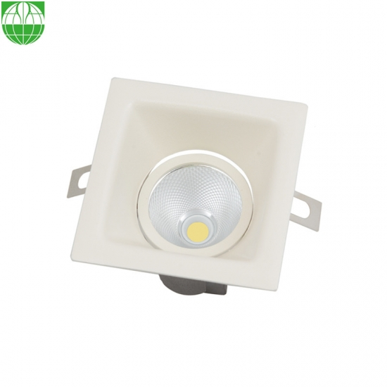 New Construction Square Recessed Downlights