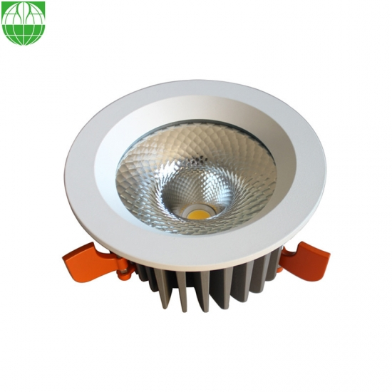 Recessed LED Downlight Bathroom