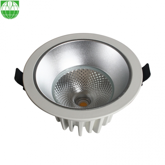 Aluminum Housing LED Recessed Downlights