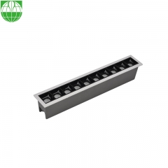 LED Recessed Linear Lighting