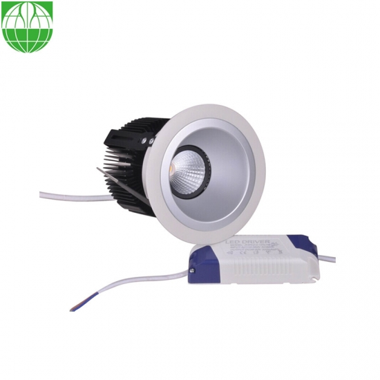 Recessed LED Wall Washer Downlight 40W