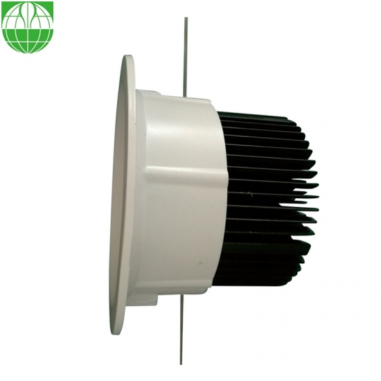 Cutout 140mm COB LED Downlight Lens