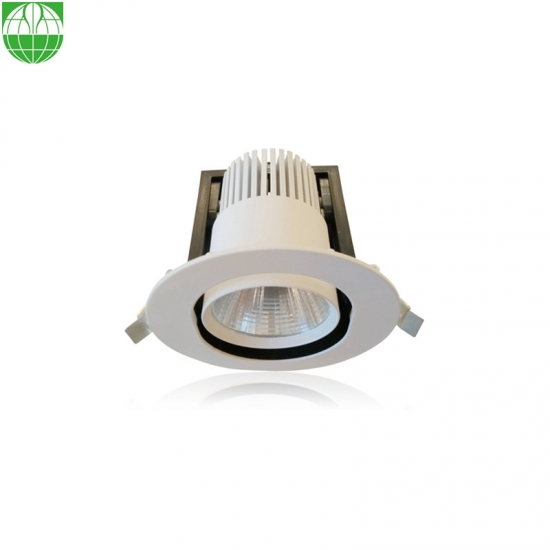 LED Gimbal Downlight Kit
