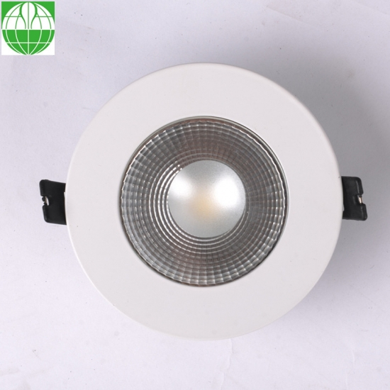 LED COB  Flat Downlight