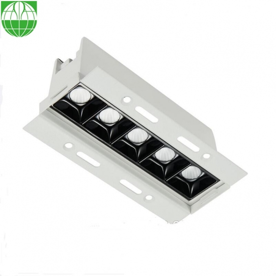 Led Linear Downlight Top Selling White Trimless Led