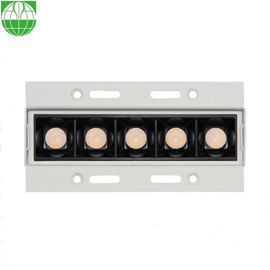 Led Linear Recessed Lighting