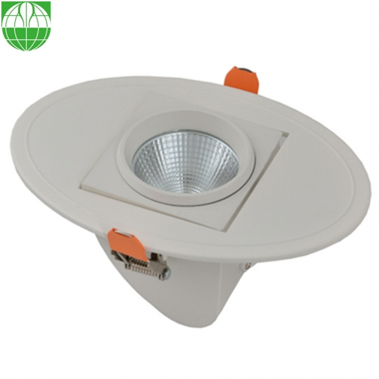 LED Downlight Gimbal