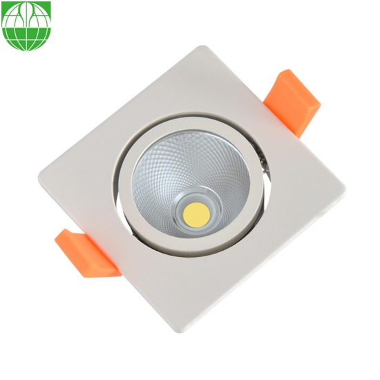 Adjule Square Led Downlights