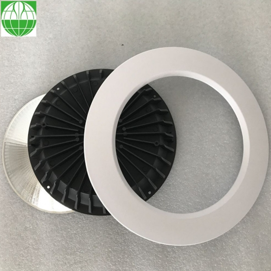 LED Recessed Downlight Housing