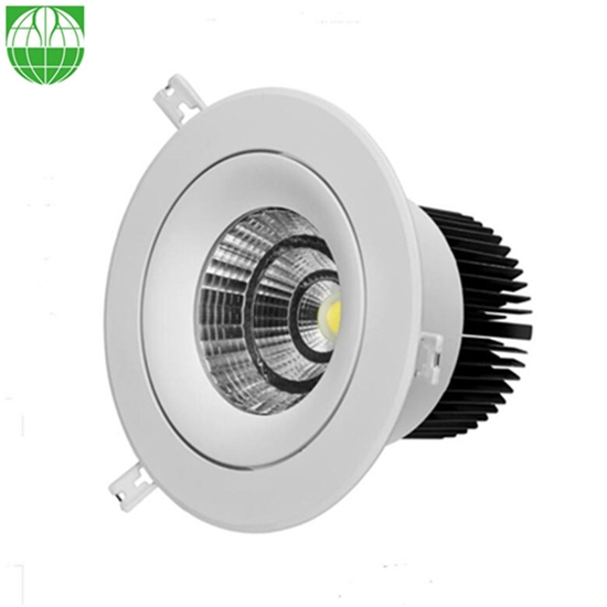 Adjustable Recessed Lighting Downlight Trims
