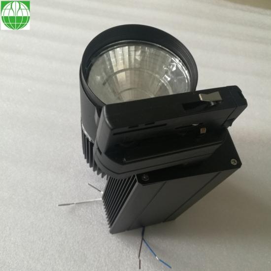 30w Led Track Lighting Fixtures: Modern 30W 40W LED Black Track Lighting Fixtures For Sale