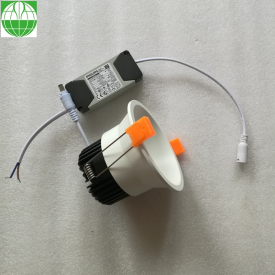 12W LED Downlights Factory